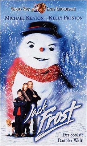 Jack Frost [VHS]