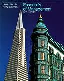 Essentials of Management (007035605X) by Koontz, Harold