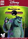 Disney/Pixar's Monsters, Inc: Billiard Beast Mini Game