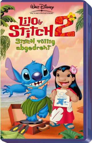 Lilo & Stitch 2 - Stitch völlig abgedreht [VHS]