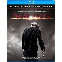 Dark Skies [Blu-ray]