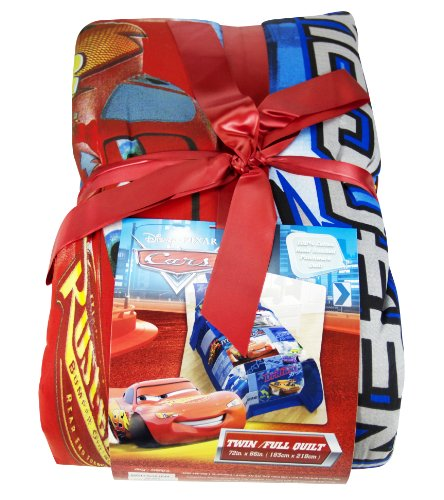 "Disney/Pixar Cars ""Drift"" Quilt, Twin/Full"