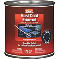 Rust Oleum 1106 Do it Best Rust Control Enamel-FLAT WHITE RUST ENAMEL