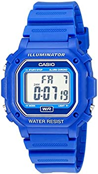 Casio F108WH Digital Resin Strap Watch