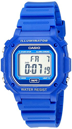 casio-f108wh-water-resistant-digital-blue-resin-strap-watch