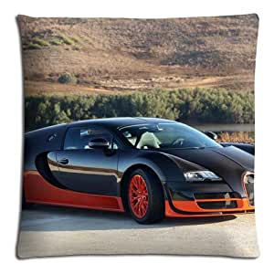 car pillow cases protector covers polyester cotton standar. Black Bedroom Furniture Sets. Home Design Ideas