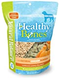 515AjOp7fUL. SL160  Natural Balance Healthy Bones Treats with Oatmeal, Chicken, and Pumpkin for Dogs, 16 Ounce Bag