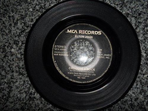 Elton John - Crocodile Rock - Zortam Music