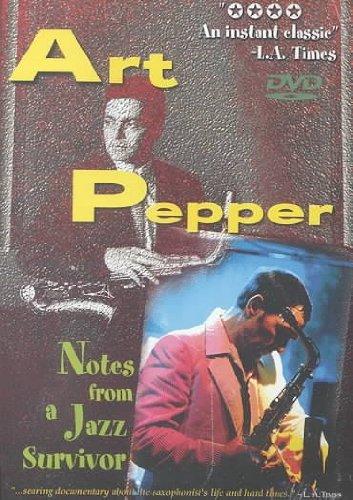 Art Pepper - Notes from a Jazz Survivor (DVD)