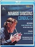 Jansons Conducts Beethoven & Strauss [Blu-ray] [jewel_box]