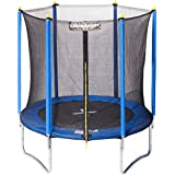 Ultrasport Garden/Outdoor Trampoline Uni Jump including Safety Net