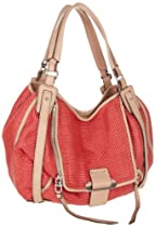 Hot Sale Kooba Jonnie KH12103F-57 Shoulder Bag,Crimson,One Size