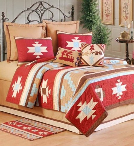 Western Bedding Quilts front-340045