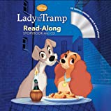 Lady and the Tramp Read-Along Storybook and CD (Disney)
