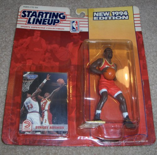 1994 Stacey Augmon NBA Starting Lineup Figure
