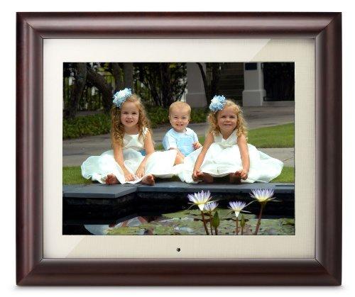 ViewSonic VFM1530-11 15-Inch 256 MB High Resolution Multimedia Digital Photo Frame (Ebony)