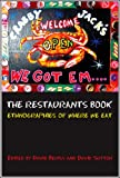 The Restaurants Book: Ethnographies of Where We Eat cover image