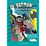 Batman 04: Fünf Rätsel