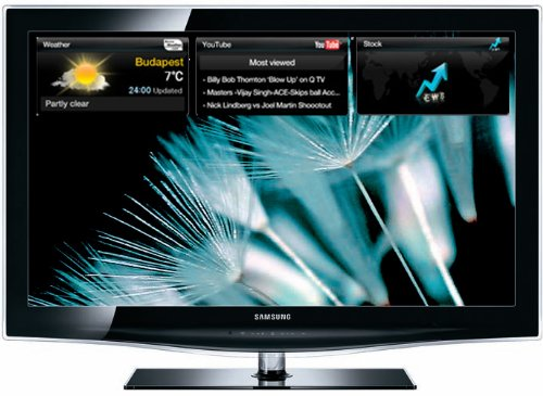 samsung le46b650t2wxzg 116 8 cm 46 zoll 16 9 full hd crystal tv lcd fernseher integrierter. Black Bedroom Furniture Sets. Home Design Ideas