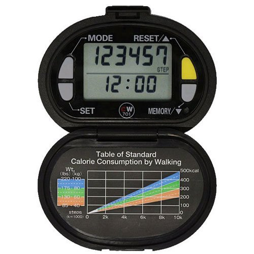 Fit Solutions CW-701 Yamax Digiwalker Pedometer FIT SOLUTIONS INC B002NKX4MQ
