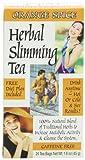 21st Century Slimming Tea, Orange Spice, 24 Count