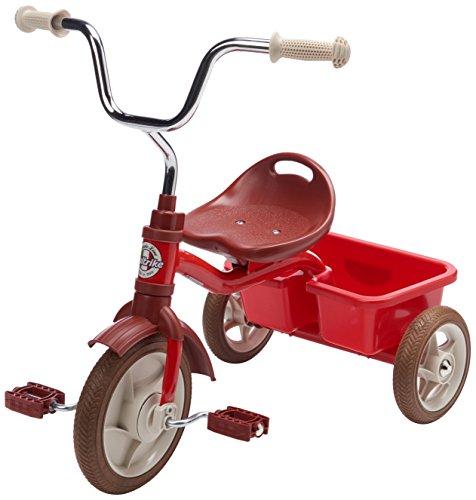 Classic Line 1021TRA996046 - Triciclo Transporter Champion in Metallo