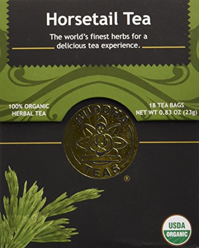 Horsetail Tea - Organic Herbs - 18 Bleach Free Tea Bags