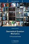 Geometrical Quantum Mechanics: 1974 L...