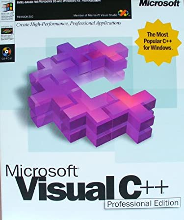 Microsoft Visual C++ 5 Professional