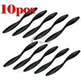 10pcs 8x6 E Propellers Electric Propeller Hy001-00208 for Rc Airplane Aircraft by Cheerwing