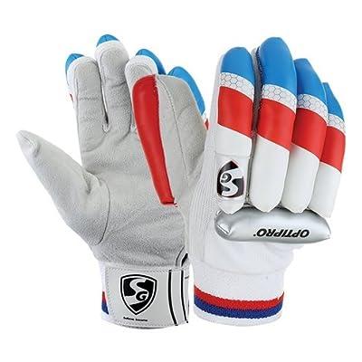SG Optipro Right Hand Batting Gloves -Small Boys
