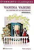 echange, troc Stendhal - Vanina Vanini, Le Coffre et le Revenant