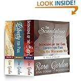 Scandalous Sisters Series Boxed Set (Scandalous Sisters Series, Books 1-3)