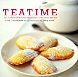 img - for Teatime: 30 Irresistable and Delicious Afternoon Treats (Ryland, Peters and Small Little Gift Books) book / textbook / text book