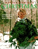 Martha Stewart's Christmas (0517574160) by Stewart, Martha