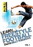 Learn Freestyle Football [Import anglais]