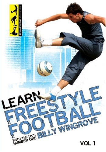 Learn Freestyle Football [UK IMPORT]