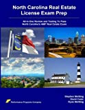 North Carolina Real Estate License Exam Prep: All-in-One Review and Testing To Pass North Carolina's AMP Real Estate Exam