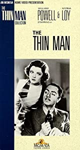 The Thin Man [VHS]