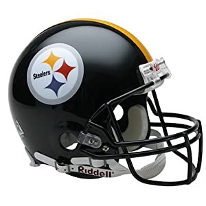Riddell Pittsburgh Steelers NFL Full Size Proline VSR4 Helmet