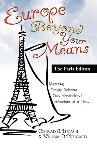 超出自己能力的欧洲: 巴黎版