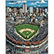 MASTERPIECES 1000 PC PUZZLE CHICAGO WRIGLEY SUITCASE