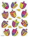 Hanukkah – Dreidel Stickers Party Acc…