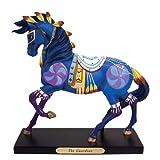 """Enesco - Soprammobile da collezione a forma di pony """"Guardian"""", serie """"The Trail of Painted Ponies"""""""