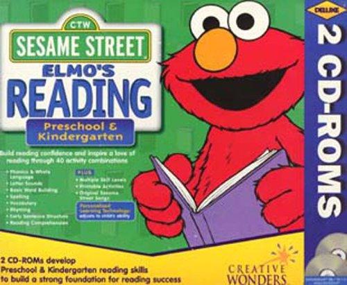 Sesame Street Elmo's Reading Preschool & Kindergarden