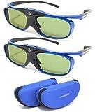 2 Stück 3D Brillen