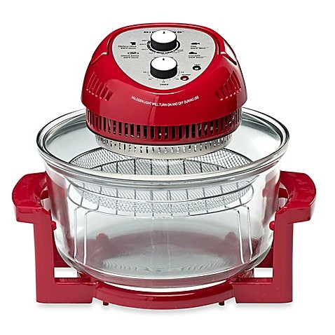 Big Boss Oil-Less Fryer in Red (Turkey Oil Less Fryer compare prices)