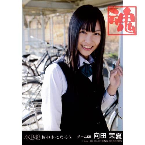 AKB48公式生写真 桜の木になろう劇場盤【向田茉夏】