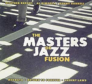 various artists masters of jazz fusion music. Black Bedroom Furniture Sets. Home Design Ideas