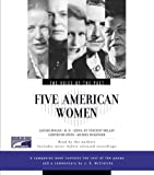 The Voice of the Poet: Five American Women